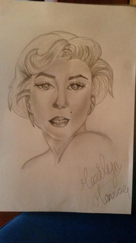 Marilyn Monroe par AmyJackson7